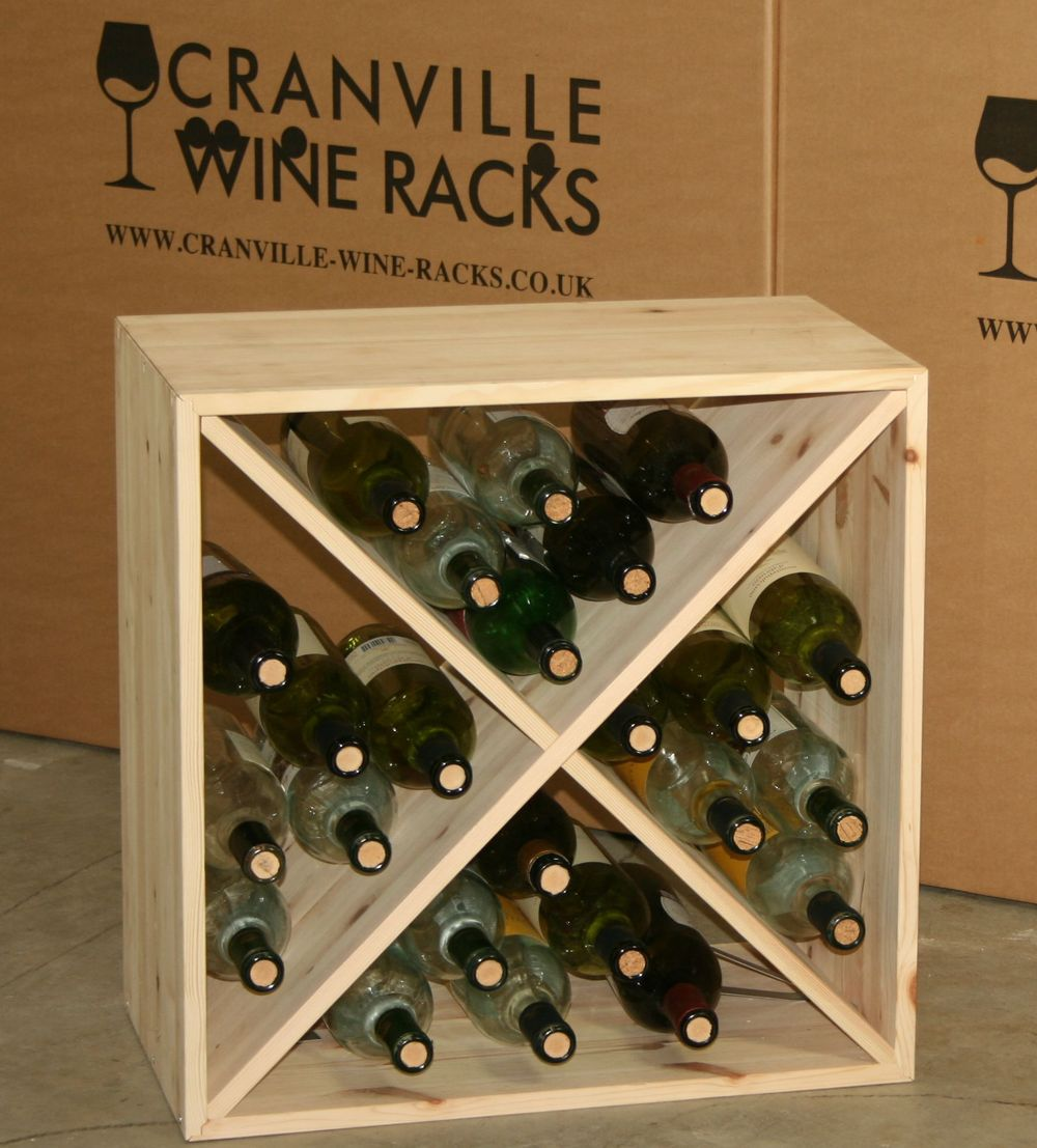 Wine Cubes Wine Case Drawers Cranville Wine Racks