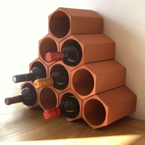Terracotta Wine Racks Cranville Wine Racks