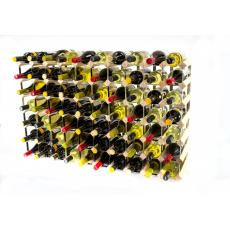 Classic 70 bottle wine rack ready assembled