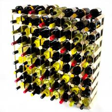 Classic 72 bottle wine rack ready assembled