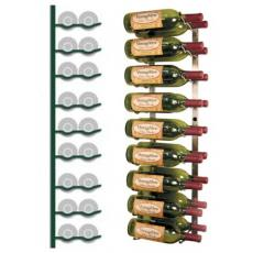 Wall Mounted Wine Rack 18 bottles