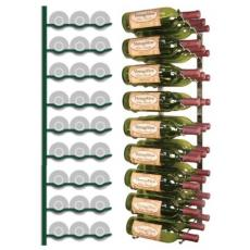 Wall Mounted Wine Rack 27 bottles