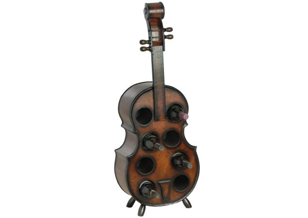 Eight Bottle Cello wine rack image