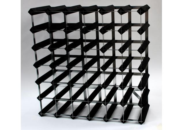 Classic 42 bottle wine rack ready assembled image