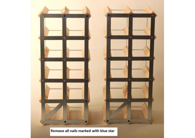 Wine rack joining kit image