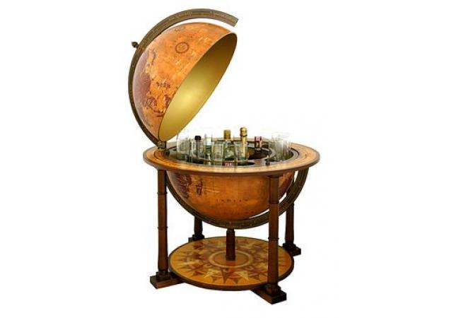 Art810 Globe Drinks Cabinet image