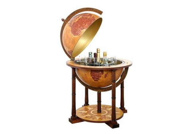 Art811 Globe Drinks Cabinet image