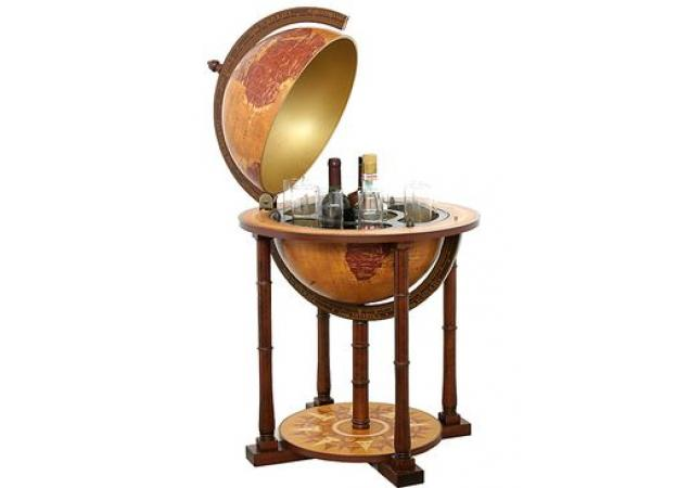 Art812 Globe Drinks Cabinet image