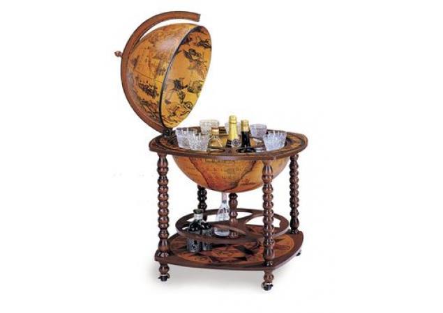 Art86 Globe Drinks Cabinet image