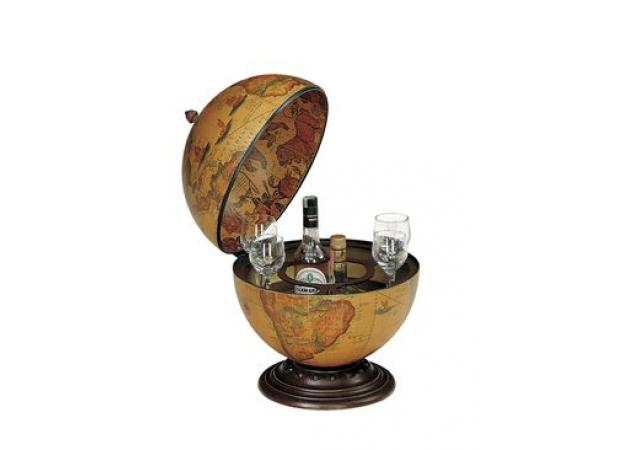 Art16 Globe Drinks Cabinet image