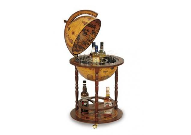 Art87 Globe Drinks Cabinet image