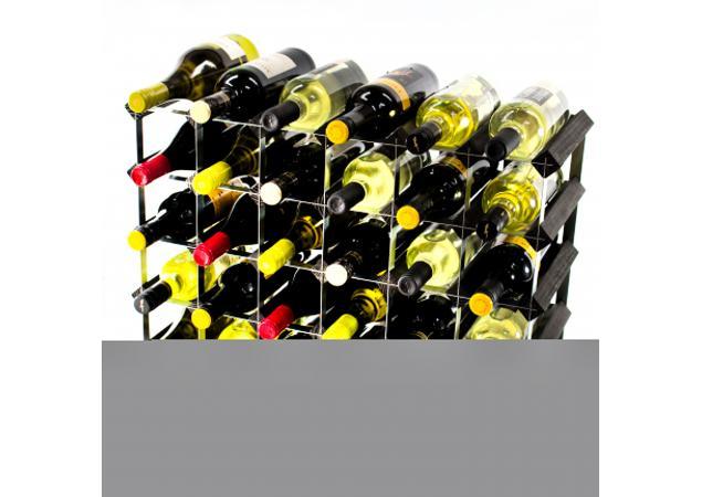 Classic 30 (6x4) bottle wine rack ready assembled image