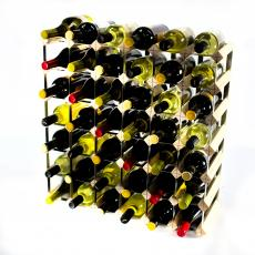 Classic 42 bottle wine rack ready assembled