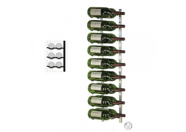 Magnum Size Wine rack 18 bottles image