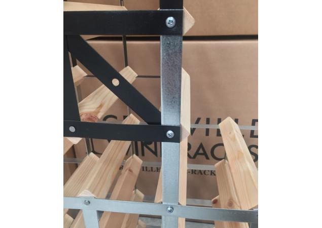 Wine rack joining kit image