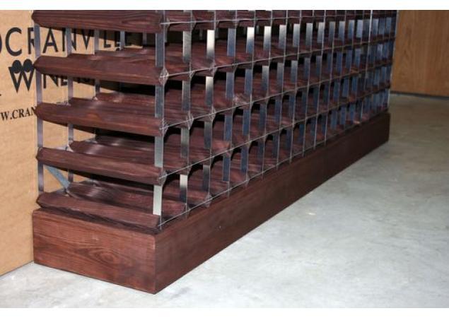 Cranville Wine Rack Plinths image